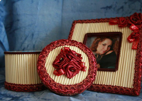 handmade jewelry box Picture